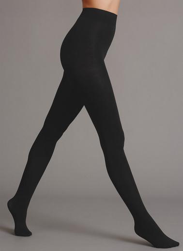 Marks & Spencer Külotlu Çorap Siyah